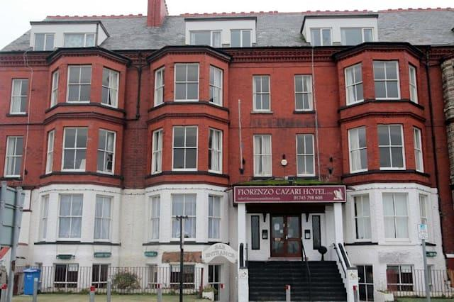 'Worst hotel in Britain' shut down over fire safety fears