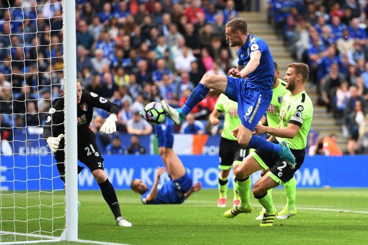 Another game of two halves to close the season for Leicester City