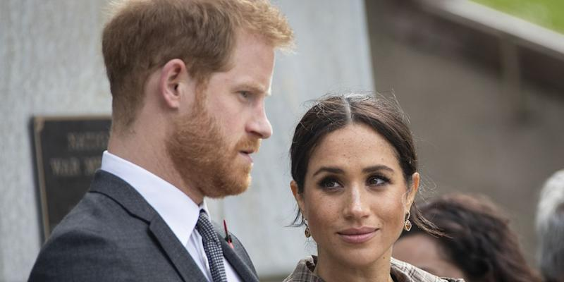 Harry and Meghan may have to kiss the 'royal' branding goodbye