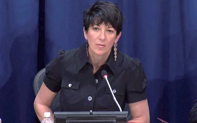 Ghislaine Maxwell will appear in court on Tuesday