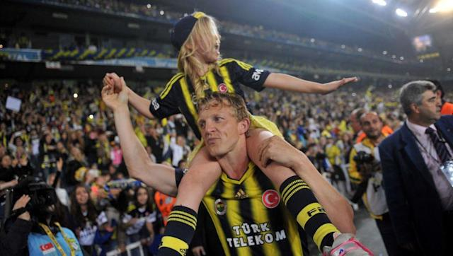 <p>After leaving Liverpool in 2012, Kuyt headed for Turkey and Superlig giants Fenerbahce.</p> <br><p>In 2012, he bagged the 250th goal of his career but had to wait another two years for his very first league title.</p>