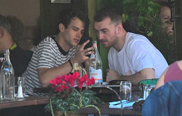 Actor Brandon Flynn went public with his sexuality two weeks ago in an official statement to his Instagram. Source: Splash