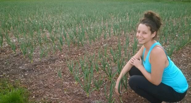 Valerie Gabriel brings a lifetime of agriculture experience to her work as a consultant and running Nations Garlic.