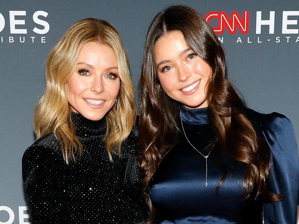"Kelly Ripa has a daughter named Lola. <p class=""copyright"">Taylor Hill / Getty Images</p>"
