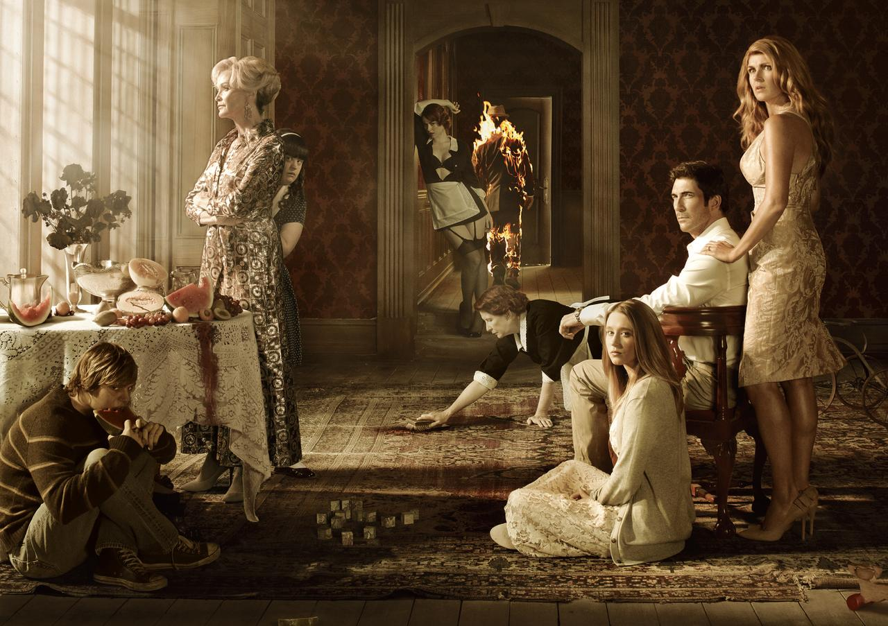 """Outstanding Miniseries/Made for Television Movie: """"American Horror Story"""""""