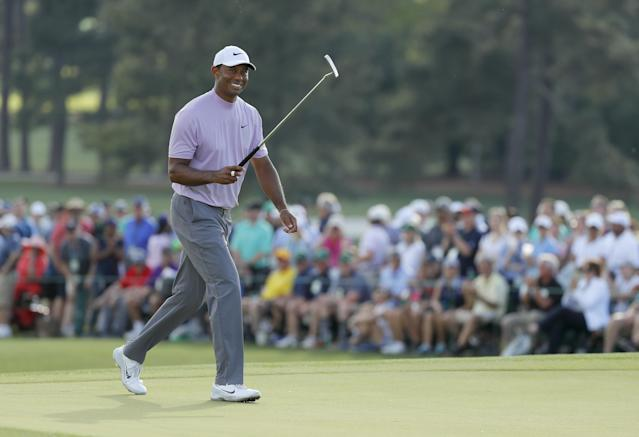 Masters 2019: DraftKings offers bold Tiger Woods bet ahead of final round, could lose a LOT of money