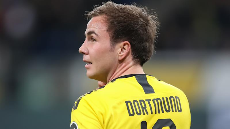 Dortmund v Bayern: Gotze's quiet Klassiker exit at odds with glory years