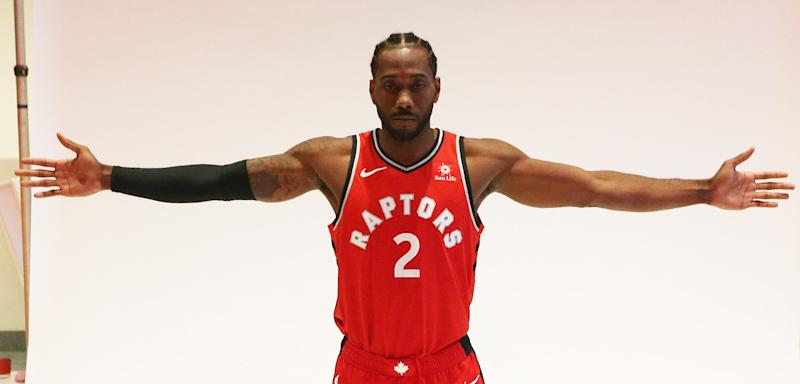 a16f58b28 What we learned (and didn't learn) from Kawhi Leonard's media day  availability