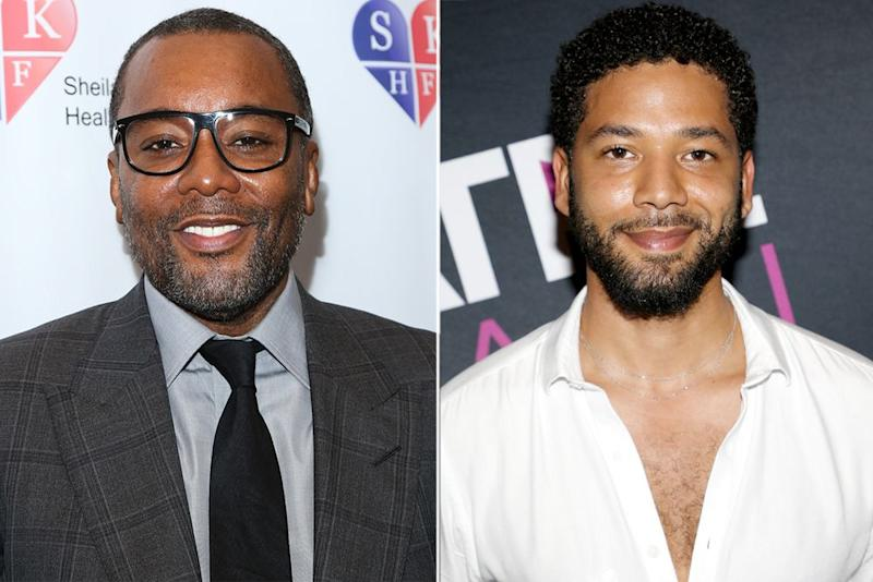 Lee Daniels and Jussie Smollett | Paul Archuleta/Getty Images; Alexander Tamargo/Getty Images