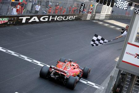 I surprised myself! - Ferrari's Vettel revels in Monaco Grand Prix glory