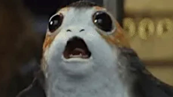 'Star Wars' Porg Inspires Most Adorable 'Photoshop Battle' Yet