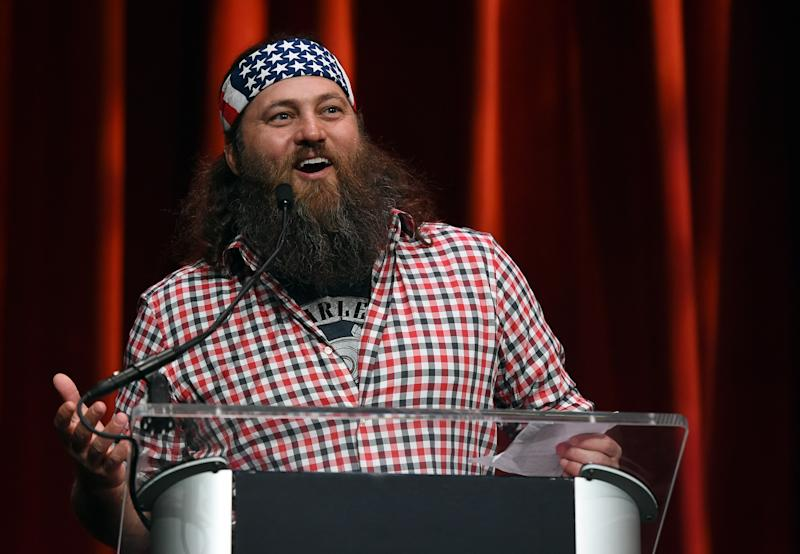 Home of 'Duck Dynasty' star Willie Robertson struck by gunfire