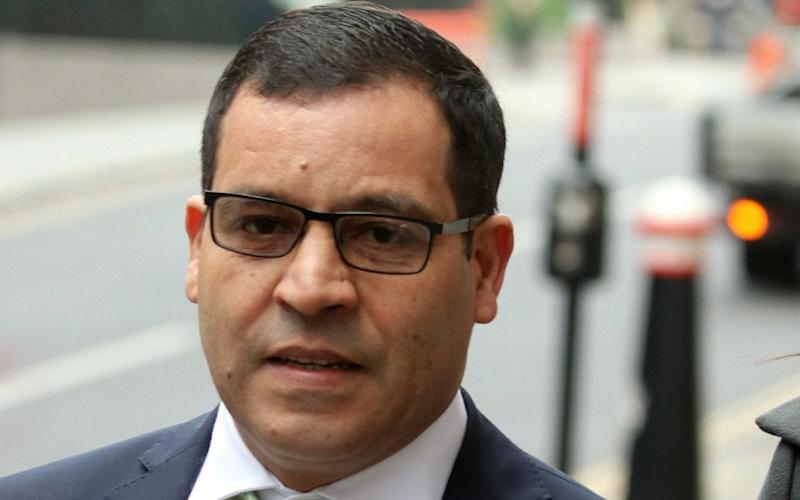 Mohamed Amrani, one of the UK's leading heart surgeons is due to stand trial accused of sex offences - Central News