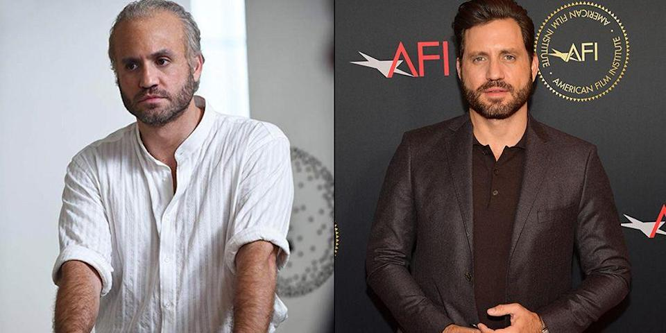<p>If Édgar Ramírez ever wanted to know what he'd look like grey, he got his wish when he was transformed into the late fashion designer Gianni Versace for season 2 of <em>American Crime Story. </em></p>