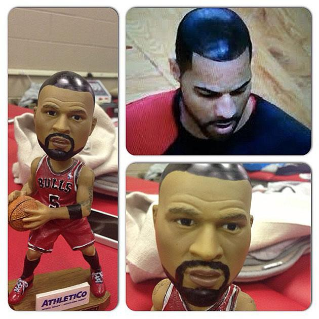 carlos boozer hair spray paint