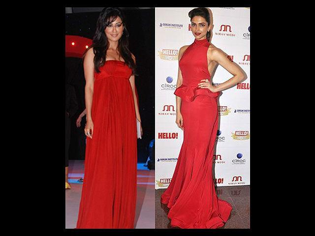"""<div id=""""matter"""" class=""""right02""""> <div class=""""heading03"""">Red Gown</div> <p><span style=""""text-decoration: underline;""""><strong>Celeb Example- Chitrangada Singh</strong></span></p> <p>Chitrangada, who is known for her exceptional choice of movies, is one of the actresses who rarely make a fashion blunder. This is one of the lessons you can learn from her. This absolutely flowy gown she dons goes well with her sombre personality. The only things perhaps you can avoid is the unkept hair. You can tie them in a bun like done by Deepika Padukone (<em>right</em>) and wear chunky earrings, preferably diamond solitaire.</p> </div>"""