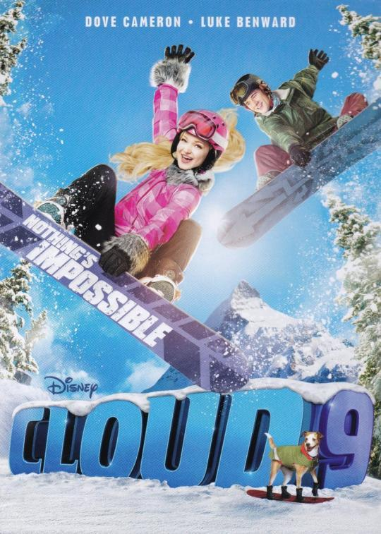 <p>A girl snowboarder (hear me out) decides to take lessons from a washed up former snowboarding champion. Can you even imagine what happens next? Lessons learned and also hearts so warmed they need medical attention!<br><br><i>(Credit: Disney Channel)</i> </p>