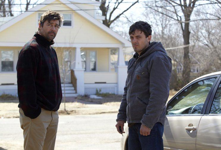 'Manchester by the Sea' will soon be available as a DVD, but there's no word on when it'll land on streaming services. (Photo: Roadside Attractions)<br>