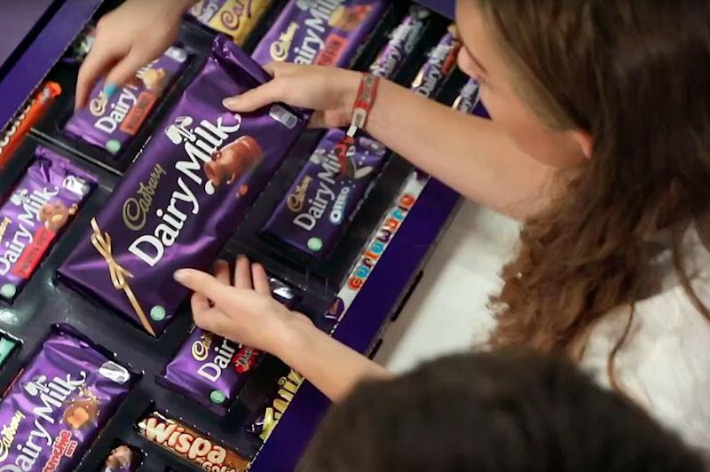 Customers were livid at the cost of the Cadbury selection box. [Photo: Cadbury]