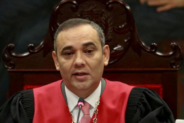Special Report: How a defrocked judge became the chief legal enforcer for Maduro's Venezuela