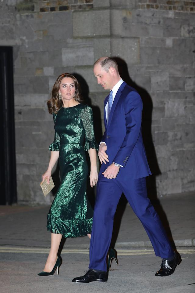 The Duke and Duchess of Cambridge will meet people from across a variety of sectors. (Press Association)