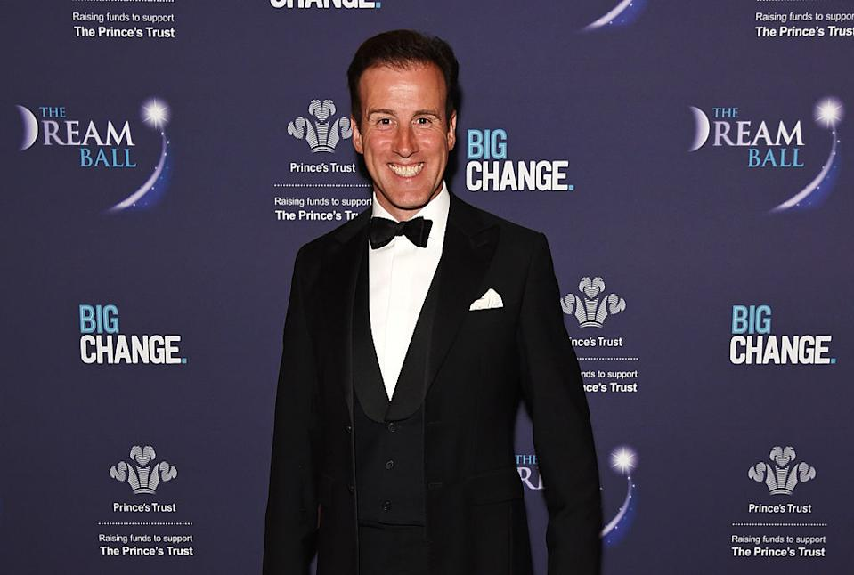 """Anton Du Beke has opened up about the """"gruelling"""" IVF process he and his wife went through to have their twins. [Photo: Getty]"""