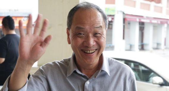 Workers' Party MP for Aljunied GRC Low Thia Khiang. FILE PHOTO: Yahoo News Singapore