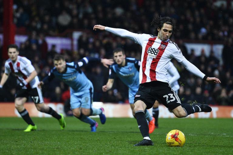 Brentford 4 Rotherham 2: Jota hat-trick earns dramatic late Championship win