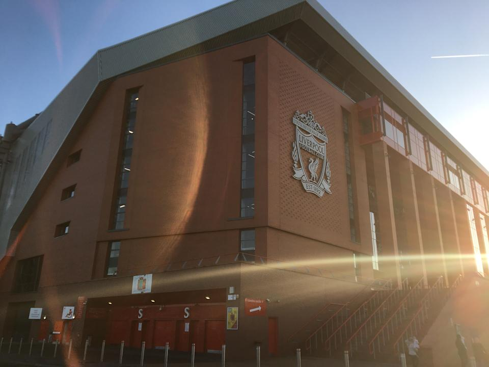 Anfield is towards the southern part of the constituency.