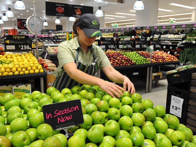 Woolies boss says it plays by ACCC rules