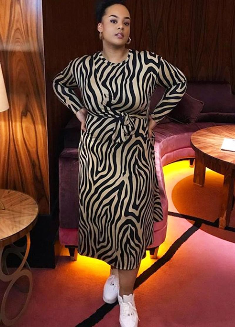 15cae2af319 Keep scrolling for ideas for how to wear zebra-print dresses for the beach