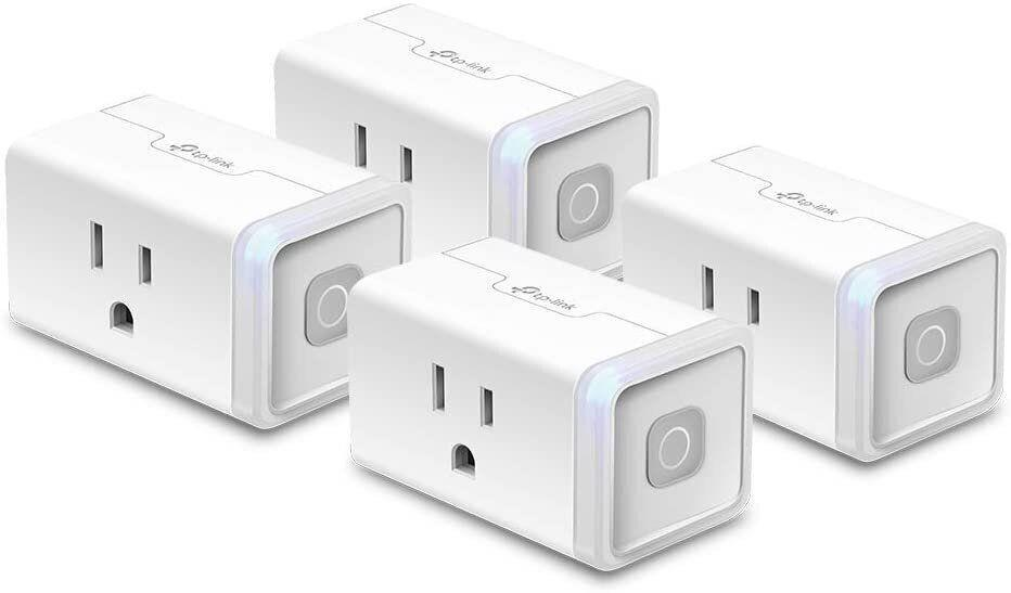 "Smart plugs like this are perhaps one of the best hacks for making your holiday decorations work for you. Use one with your Christmas tree lights, another for your outdoor lights and others around the house to easily turn on your decorations by asking your smart home device. If you need a few to get started, we spotted <a href=""https://amzn.to/3ls2ipb"" target=""_blank"" rel=""noopener noreferrer"">this set of four smart plugs that's normally $30 on sale for $26</a> on Cyber Monday on Amazon."