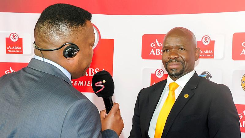 Steve Komphela questions the integrity of his coaches vying for Kaizer Chiefs job