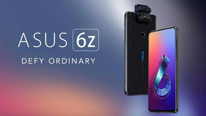 Asus 6Z with 48 MP camera launched, will be available starting Rs 31,999 on Flipkart