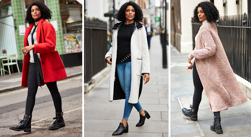 A first look at the new stylish and affordable womenswear brand, Harpenne. [Photo: Harpenne]