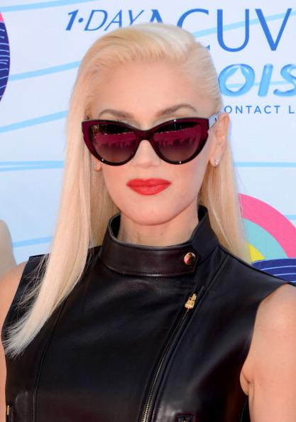 Singer Gwen Stefani arrives at the 2012 Teen Choice Awards at Gibson Amphitheatre on July 22, 2012 in Universal City, California. (Photo by Jason Merritt/Getty Images)