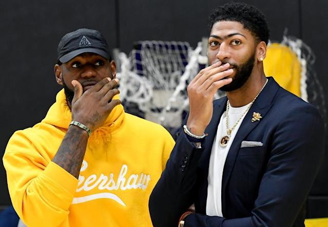 Apparently, The Lakers Are A 51-Win Team
