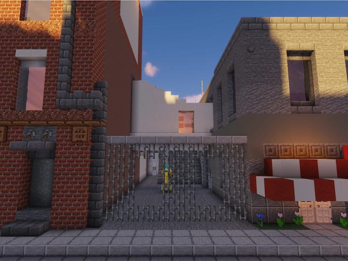 Elsewither Courtyard