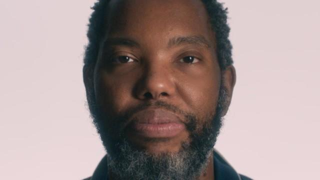 """Author Ta-Nehisi Coates in HBO's adaptation of his award-winning book, """"Between The World and Me."""""""