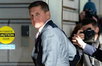 Michael Flynn, le 18 décembre 2018 à Washington