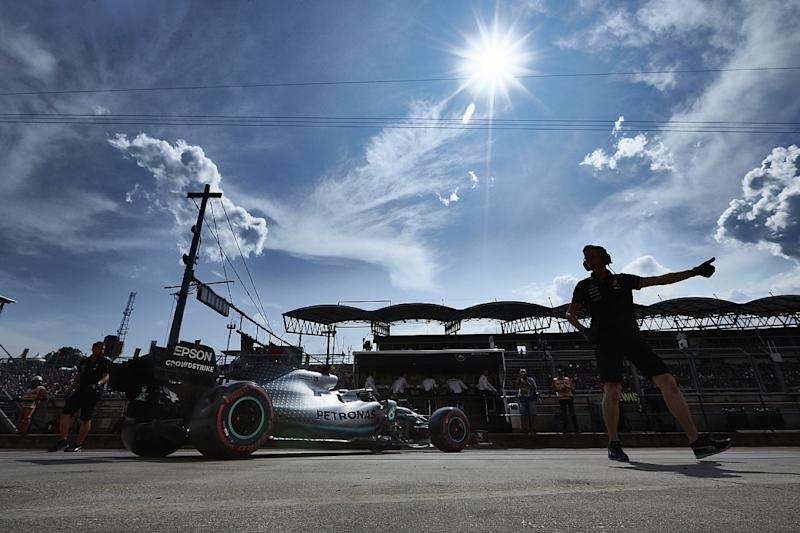 F1 to launch major new sustainable tech push