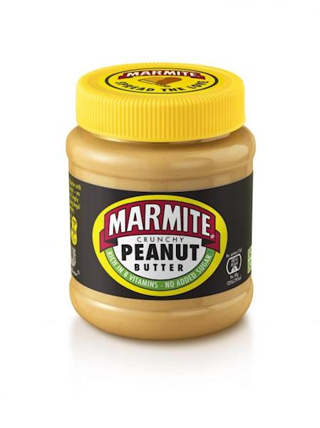Marmite peanut butter just launched in the UK