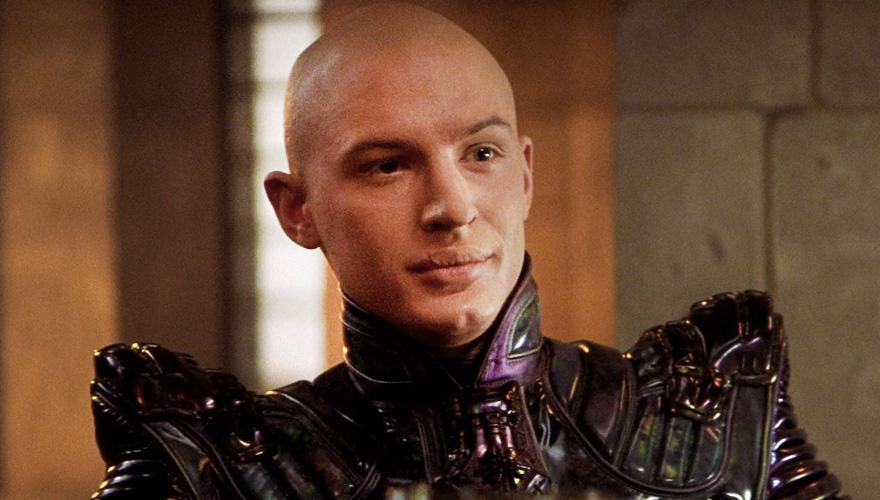 Tom Hardy became addicted to crack after appearing in Star Trek: Nemesis