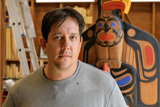 """In a letter to School District 61, Carey Newman said that """"reconciliation is not about diminishing access and programs until everyone faces the structural denial experienced by Indigenous people, it is about removing barriers so that Indigenous people have the same success as everyone else."""""""