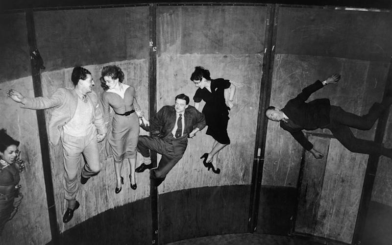 Londoners have always had a taste for tomfoolery - 2004 Getty Images