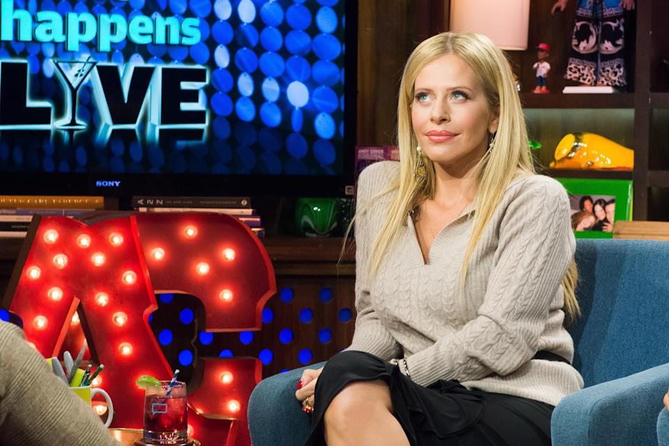 Dina Manzo's ex-husband Tommy is accused of hiring a hitman to assault her then-boyfriend, Dave Cantin. (Photo: Getty Images)