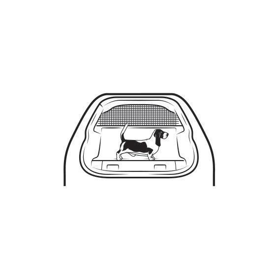 """<p>In 2017, after a survey of 1360 U.K. dog owners showed nearly 90 percent had interest in a vehicle with comforts for Fido, Nissan unveiled the X-Trail 4Dogs concept, a tricked-out Europe-spec Rogue with a modded hatch boasting pooch-specific features such as a slide-away ramp, a """"luxurious"""" bed, a no-spill water bowl, a treat dispenser, and a two-way cam system so owners can monitor their pets and vice versa. There's even a shower wand and blow-dryer tube so you can clean your pup after a muddy outing.</p>"""