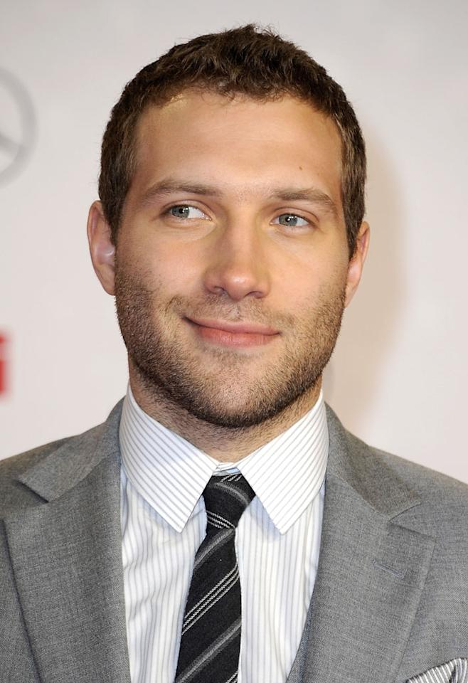 BERLIN, GERMANY - FEBRUARY 04:  Jai Courtney attends the premiere of 'Die Hard - Ein Guter Tag Zum Sterben' at Sony Center on February 4, 2013 in Berlin, Germany.  (Photo by Luca Teuchmann/WireImage)