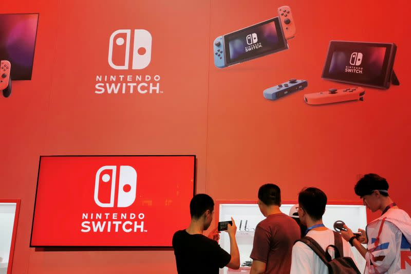 Nintendo game pulled from Chinese platforms after Hong Kong protest