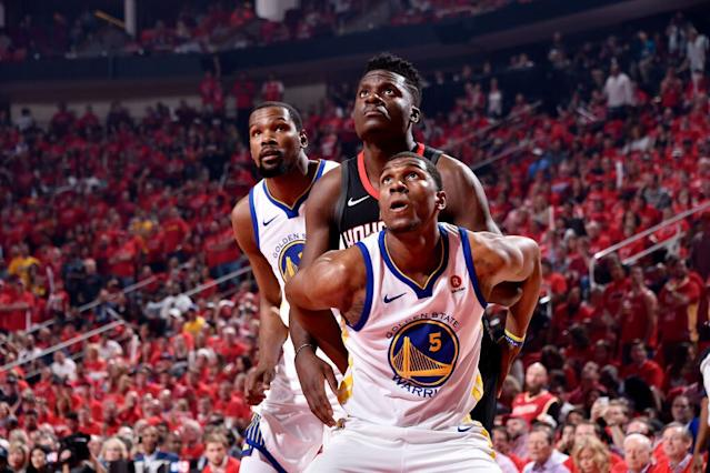 Rockets center Clint Capela could be a difference-maker with his length and athleticism. (Getty Images)
